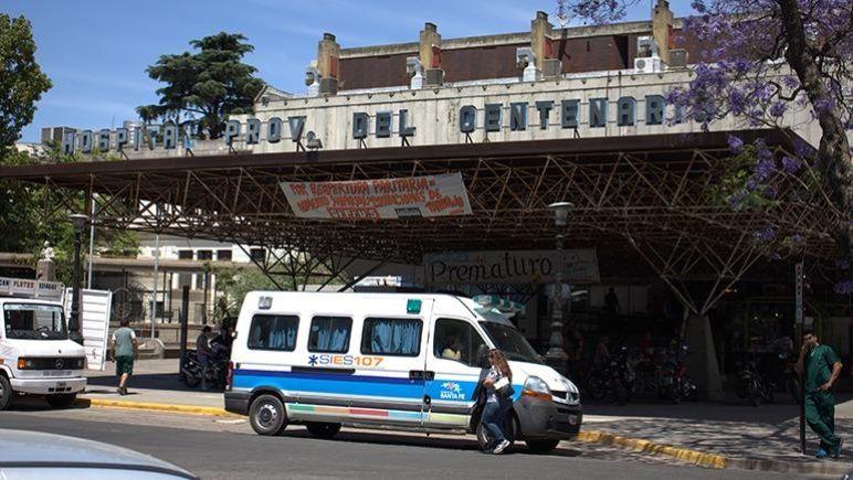 El deceso de la joven ocurrió en el centro médico de Urquiza al 3000.