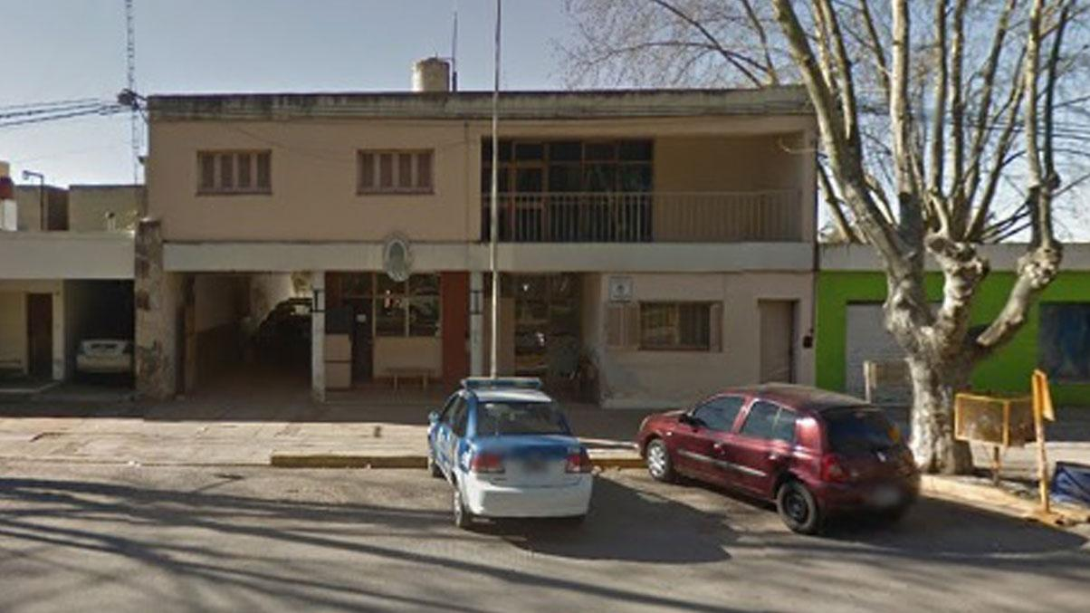 La denuncia fue radicada en la Comisaría de Chabás.
