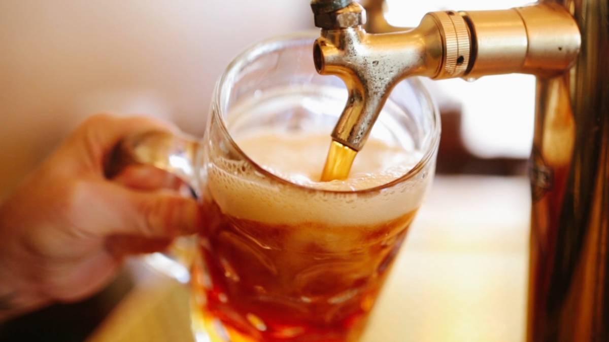 La fabricación de cerveza lager copa el 90 por ciento de la producción mundial.