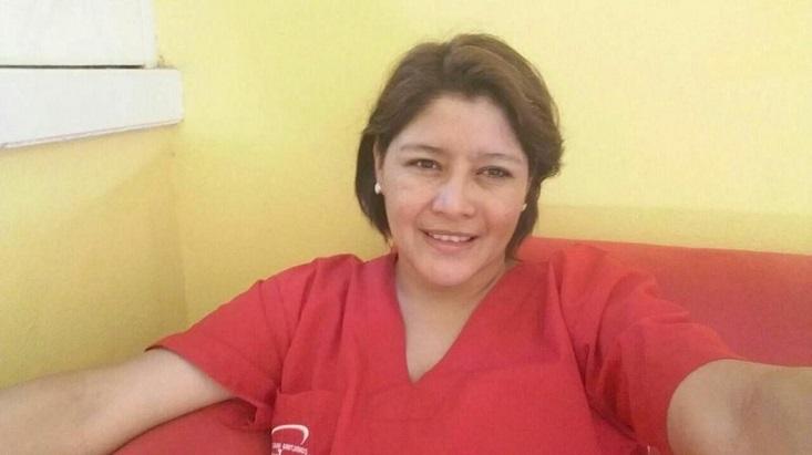 Gisella fue vista por última vez el 16 de enero. Su cuerpo apareció este martes.
