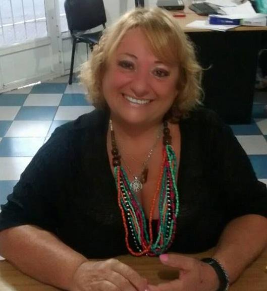 Antonia Pierucci, concejala y docente.