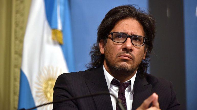 Ministro de Justicia Germán Garavano