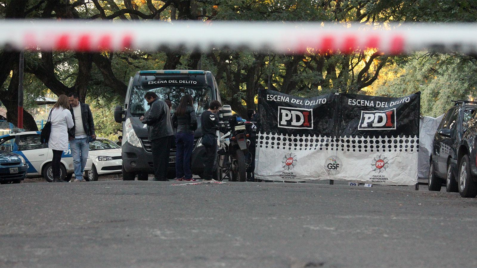 El Gran Rosario sumó 198 homicidios en el último año.
