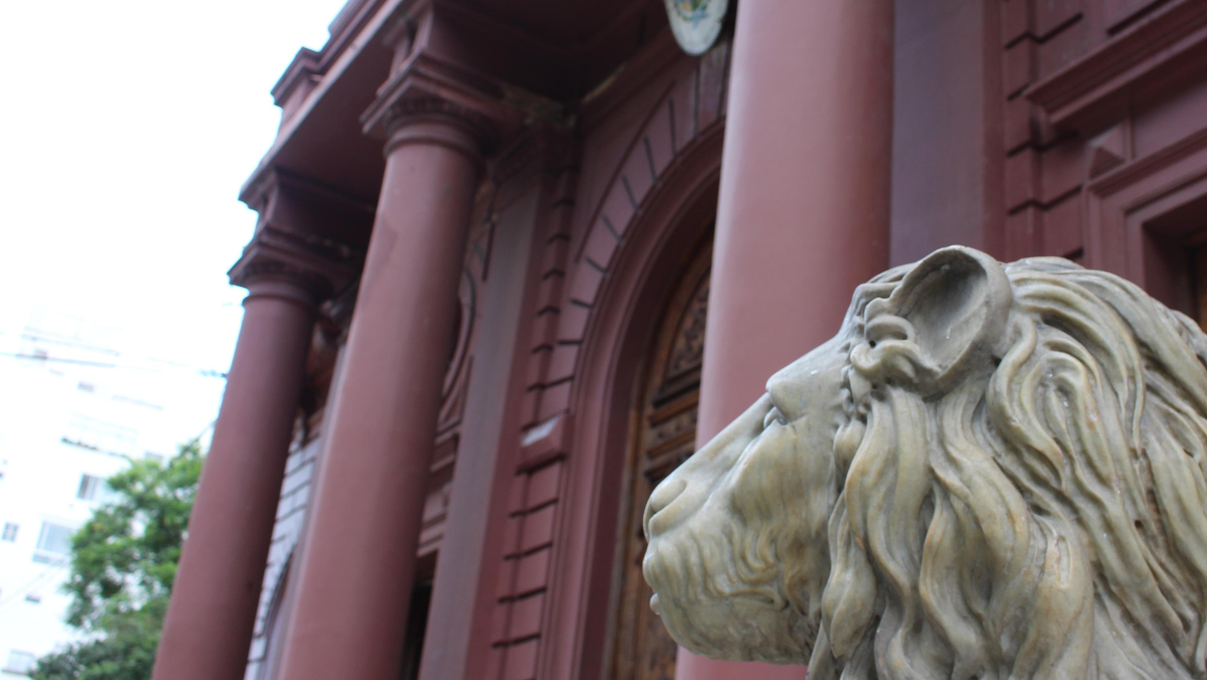Nuevas autoridades en el Palacio de los Leones