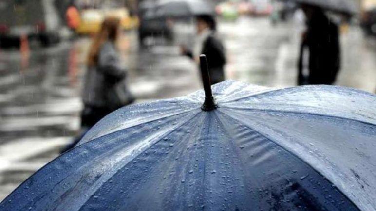 Lluvia para este martes