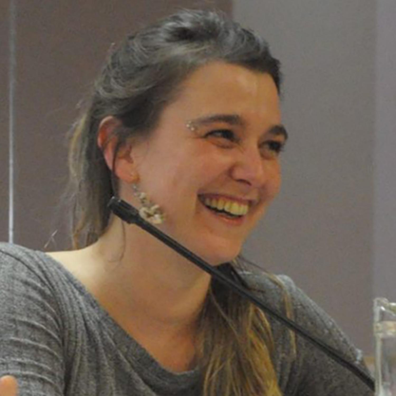Irene Gindin, del Centro de Investigación en Mediatizaciones, UNR.