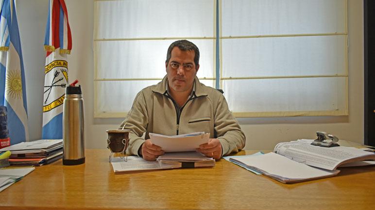 El presidente comunal, Martín Gherardi, será candidato a intendente en 2019