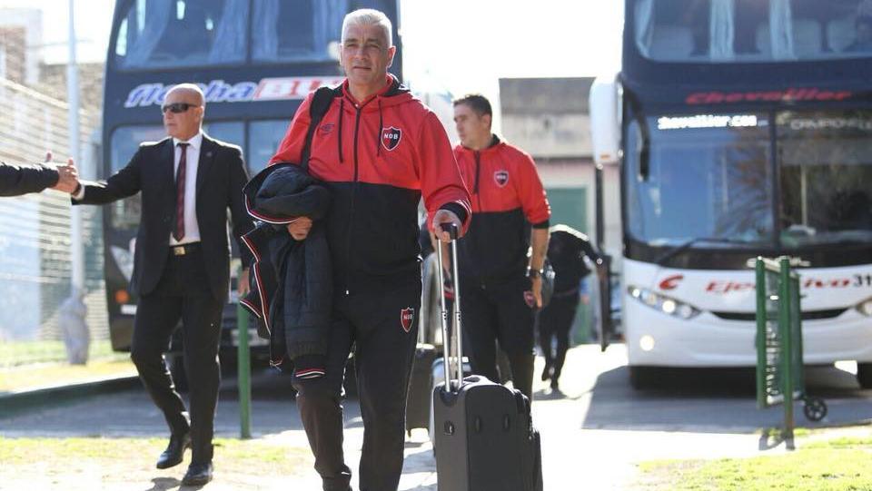 De Felippe sintió el impacto tras la derrota del jueves.