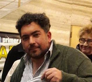 Damián Marino, estará a cargo del estudio.