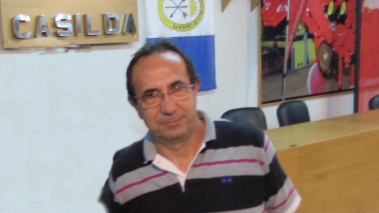 Juan Storlini, UOM Casilda.