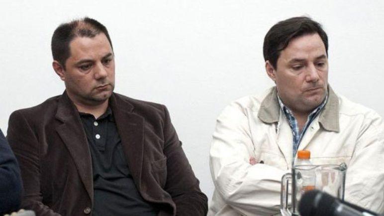 Los Lanatta y Schillaci son juzgados vía teleconferencia.