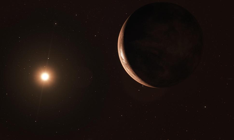 Las temperaturas en el exoplaneta son extremadamente bajas