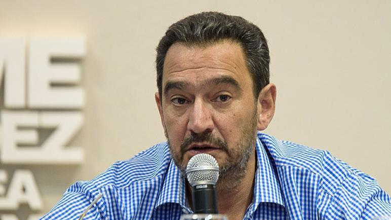 Claudio Leoni, secretario general de Festram, pidió que liberen a los municipales el jueves.