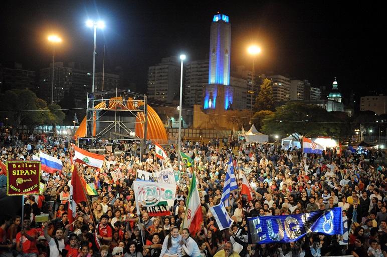 El festejo que Rosario realiza hace 34 años y que se instaló como reconocida fiesta nacional.
