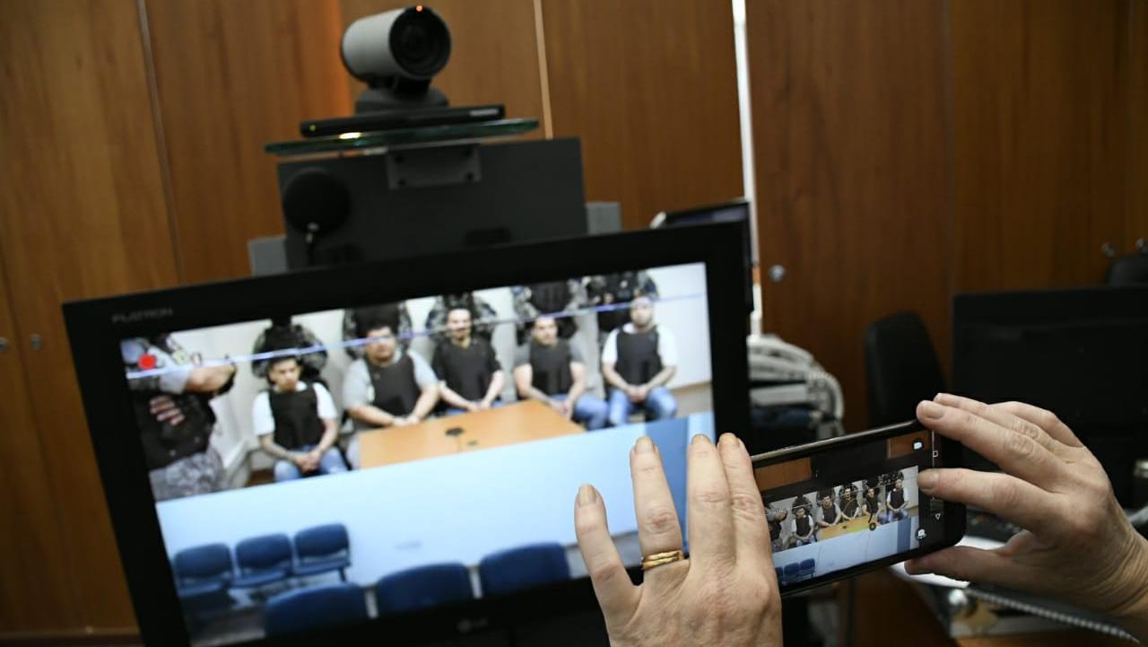 Los jefes de la banda, lejos del Centro de Justicia Penal (Rosario Plus)