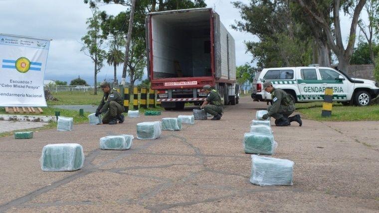"""El operativo """"Pintura Fresca"""" se desarrolló en Corrientes."""