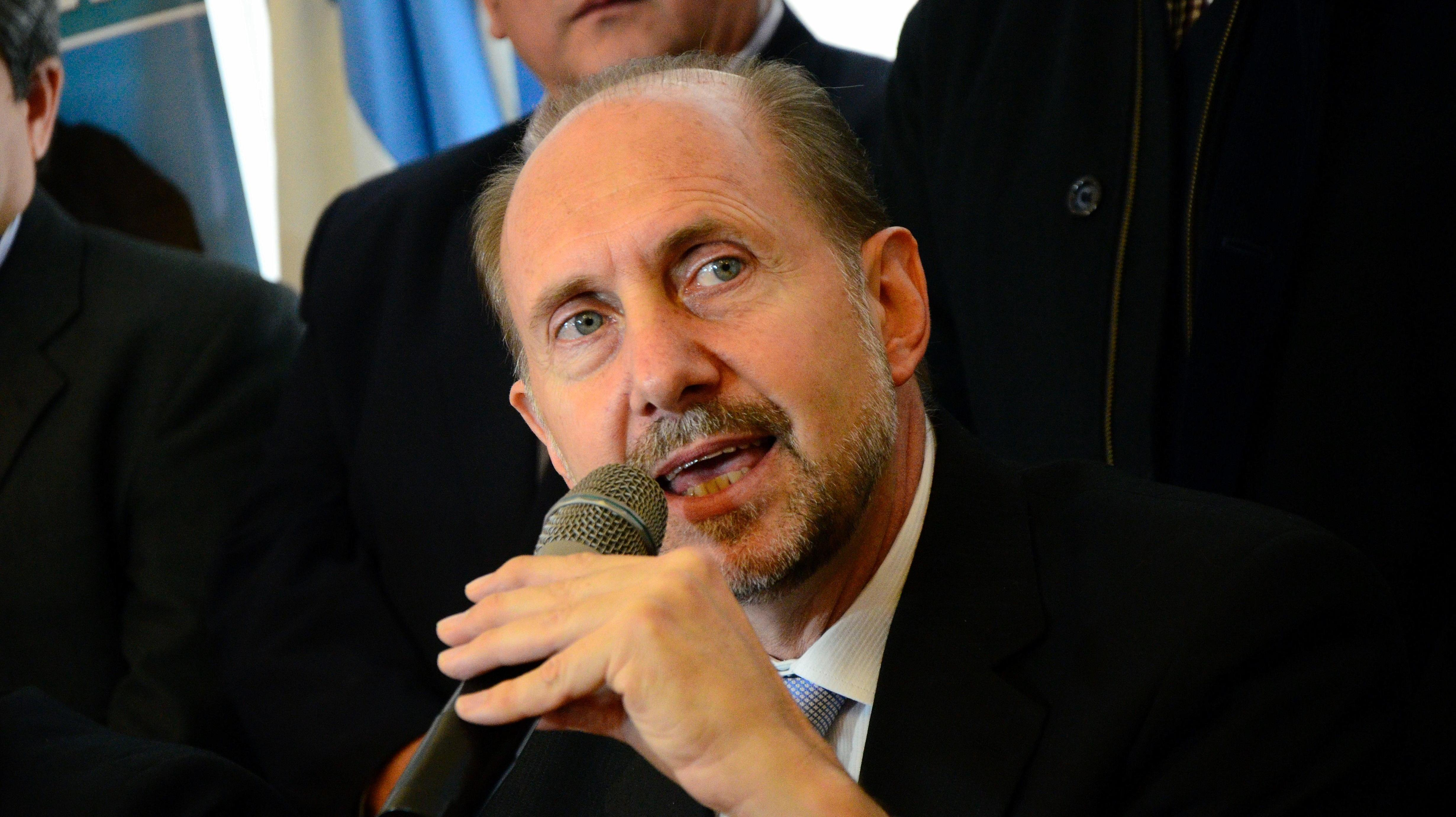 El candidato a gobernador responsabilizó al PS por el avance del narcotráfico durante sus gobiernos.