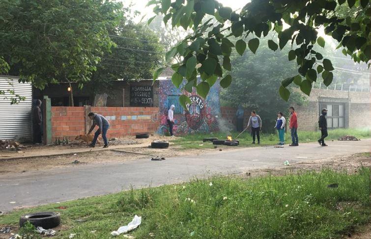 Incidentes en La Sexta (@GBelluati)
