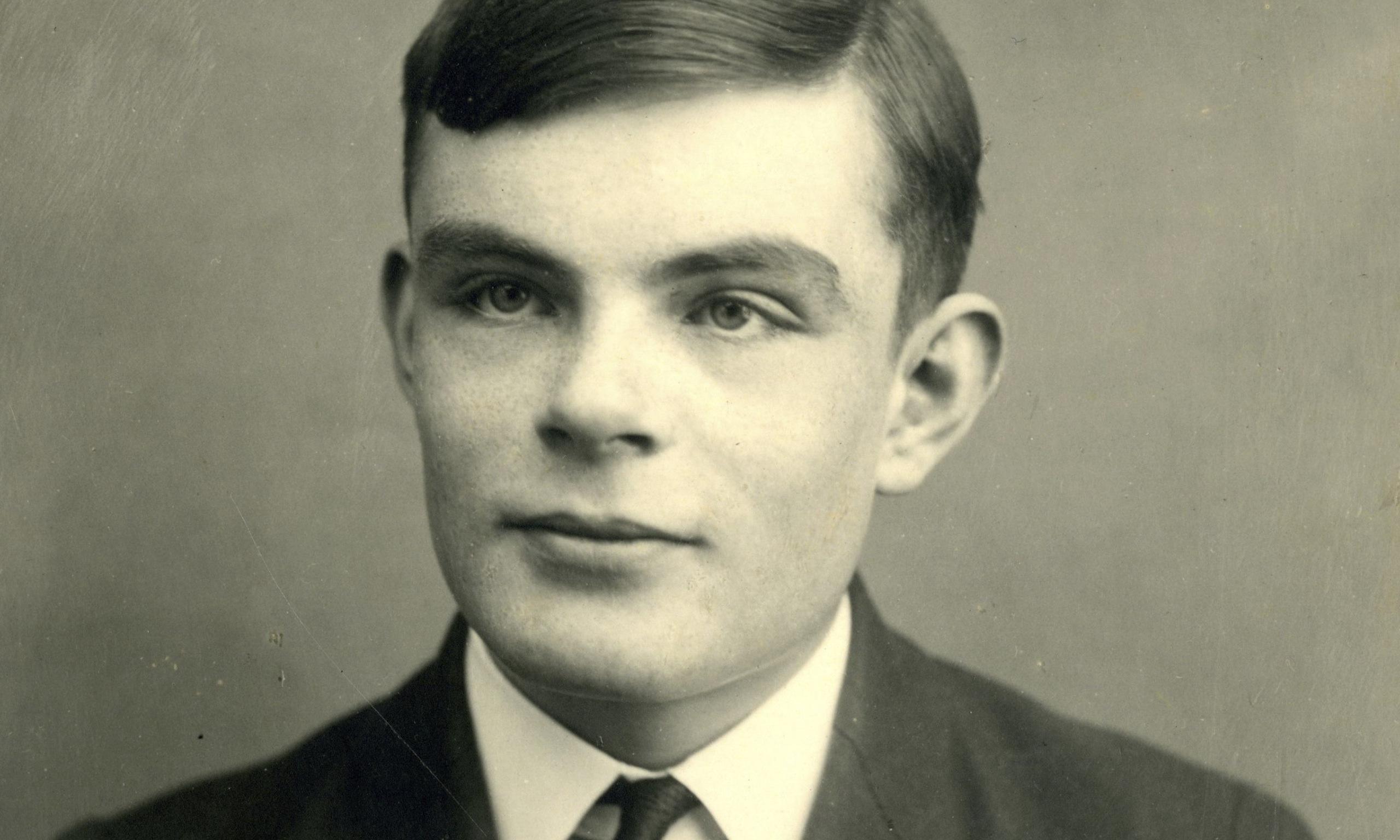 Alan Turing, el genial y atribulado inventor del método.