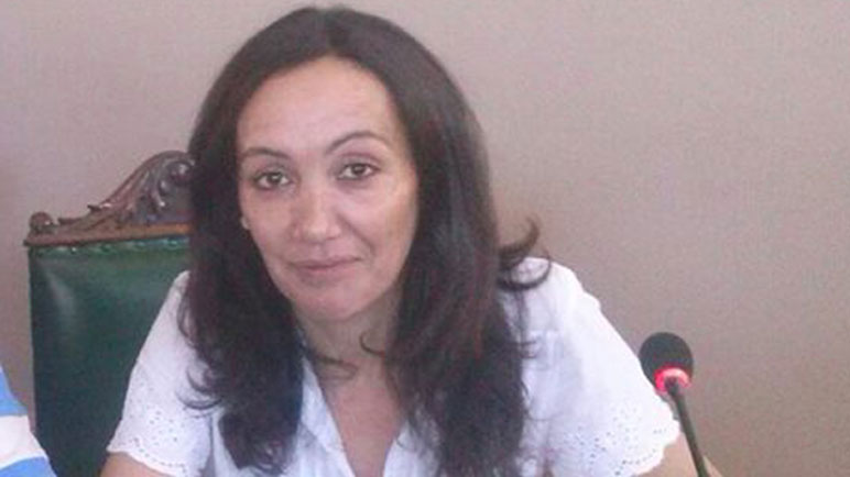 Casati, perfilada como directora de Producción.