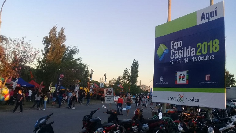 La Expo Casilda tuvo otra edición exitosa en este 2018.