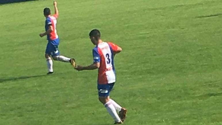 Lares, jugó varios partidos en Reserva pero en Aprendices cuenta 14 en Primera.