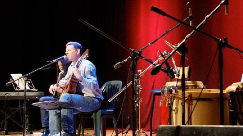 Fede Reschini dará un concierto íntimo en la Quinquela.