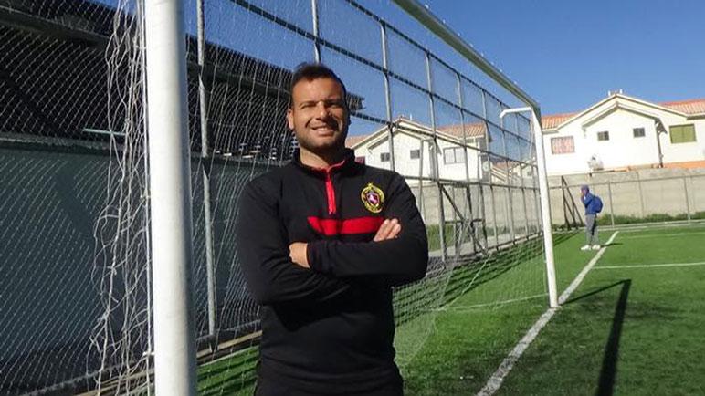 Jeremías Vaile ya no se sentará en el banco del Deportes Limache.