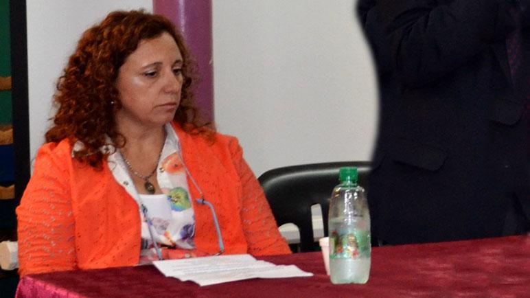 Griselda Venturini se suma al área de salud de Casilda.