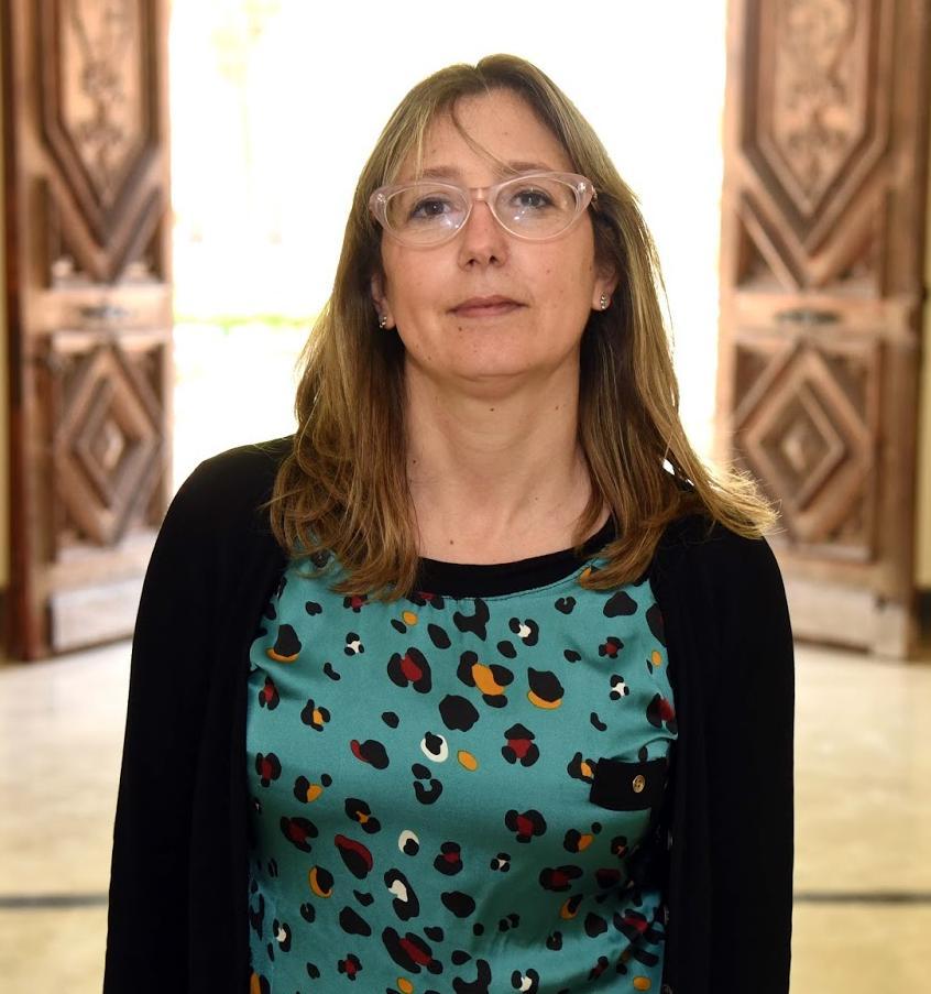 María Fernanda Ghilardi.