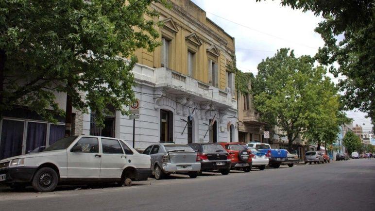 La Séptima, a pocos metros de la Terminal Mariano Moreno