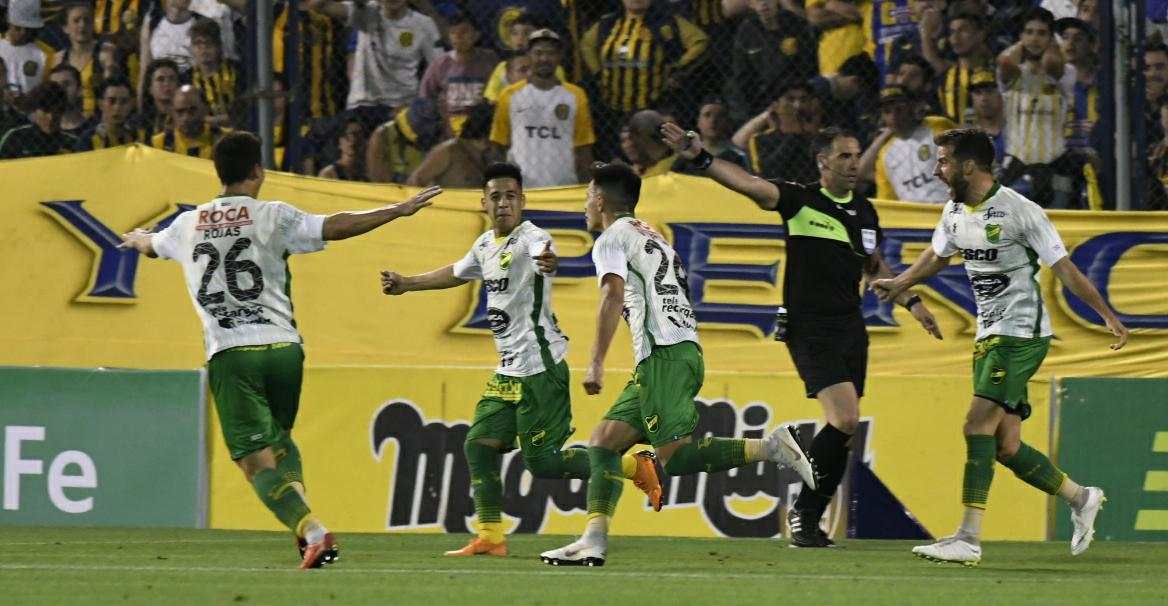 Defensa sorprende a Central en Arroyito.