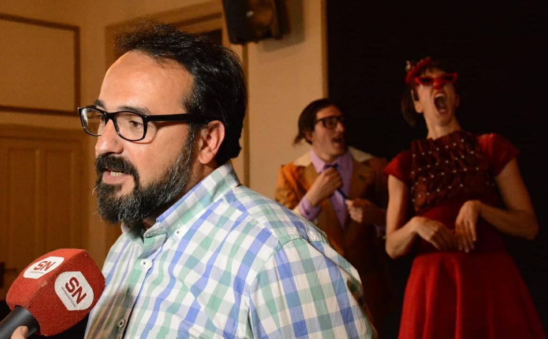 Gabenaraexplicó sobre esta gira como creación de redesentre los artistas y las localidades del sur santafesino.