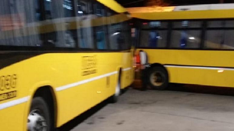 La foto da crédito del insólito hecho que tuvo lugar este martes en Casilda.