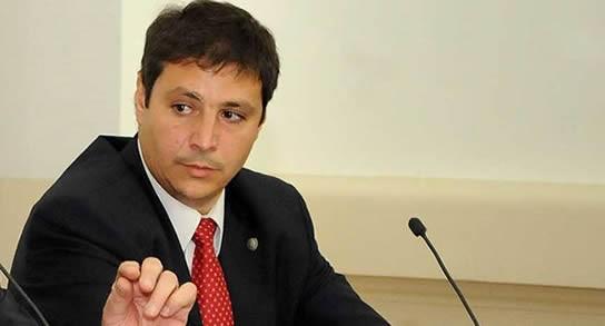 El Secretario de Gobierno de la Municipalidad, Gustavo Leone.