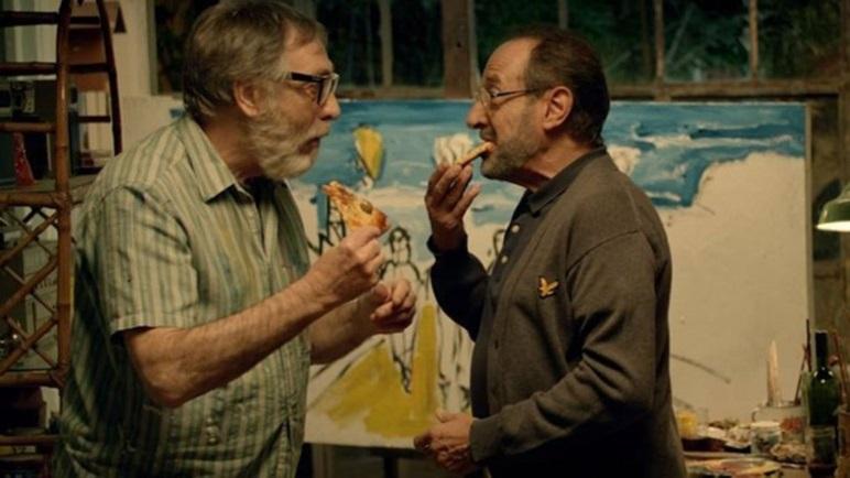 Luis Brandoni y Guillermo Francella protagonizan una comedia negra nacional.