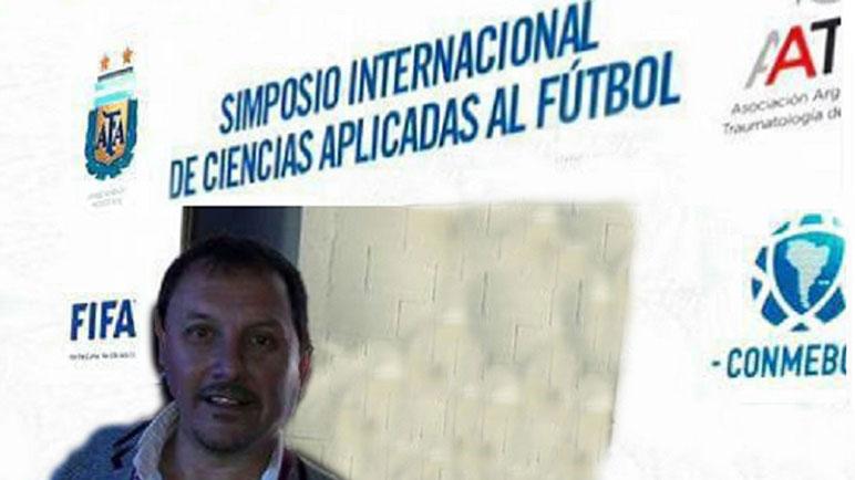 Flavio Ocanto deja su lugar en el área médica de la Liga Casildense.