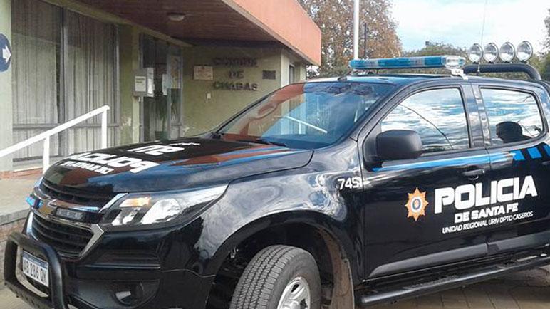 La policía de Chabás logró dar con un hombre que cuenta con antecedentes.