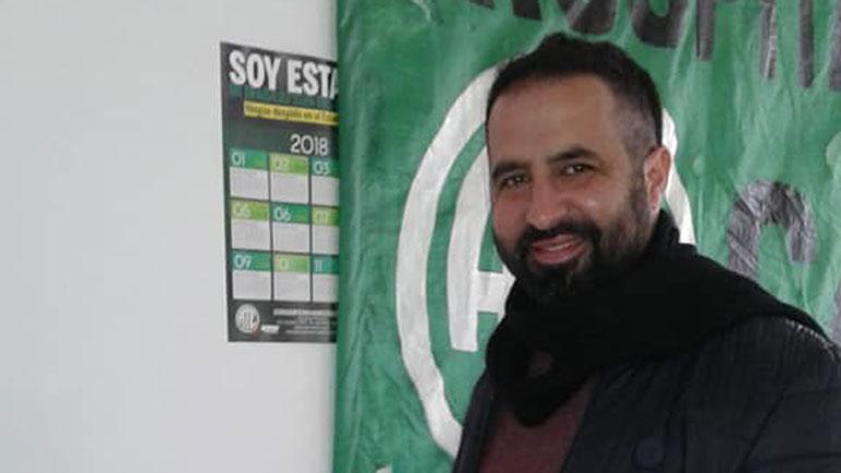 Emiliano Scopetta será secretario gremial en la Provincia.