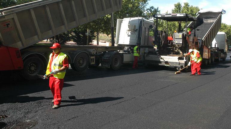 Por ahora no habrá nuevas cuadras pavimentadas.