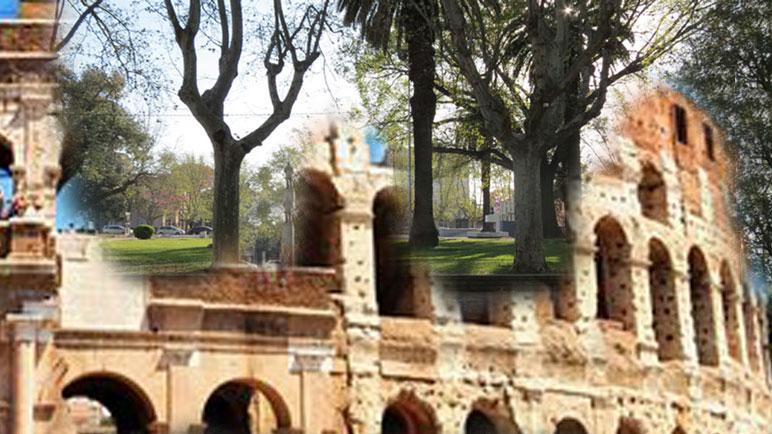 El coliseo se fundirá con la Plaza de los Mástiles el domingo 26.