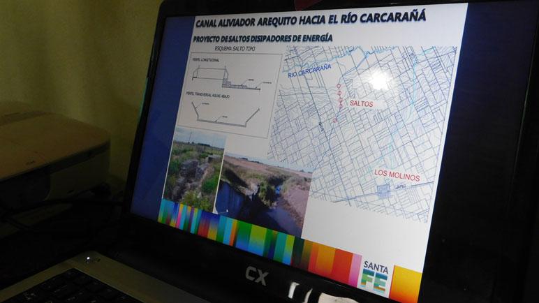 El proyecto del Bajo Arequito está listo para ser llevado a cabo.