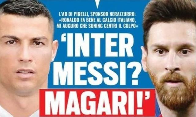El diario Tuttosport tiró la bomba.