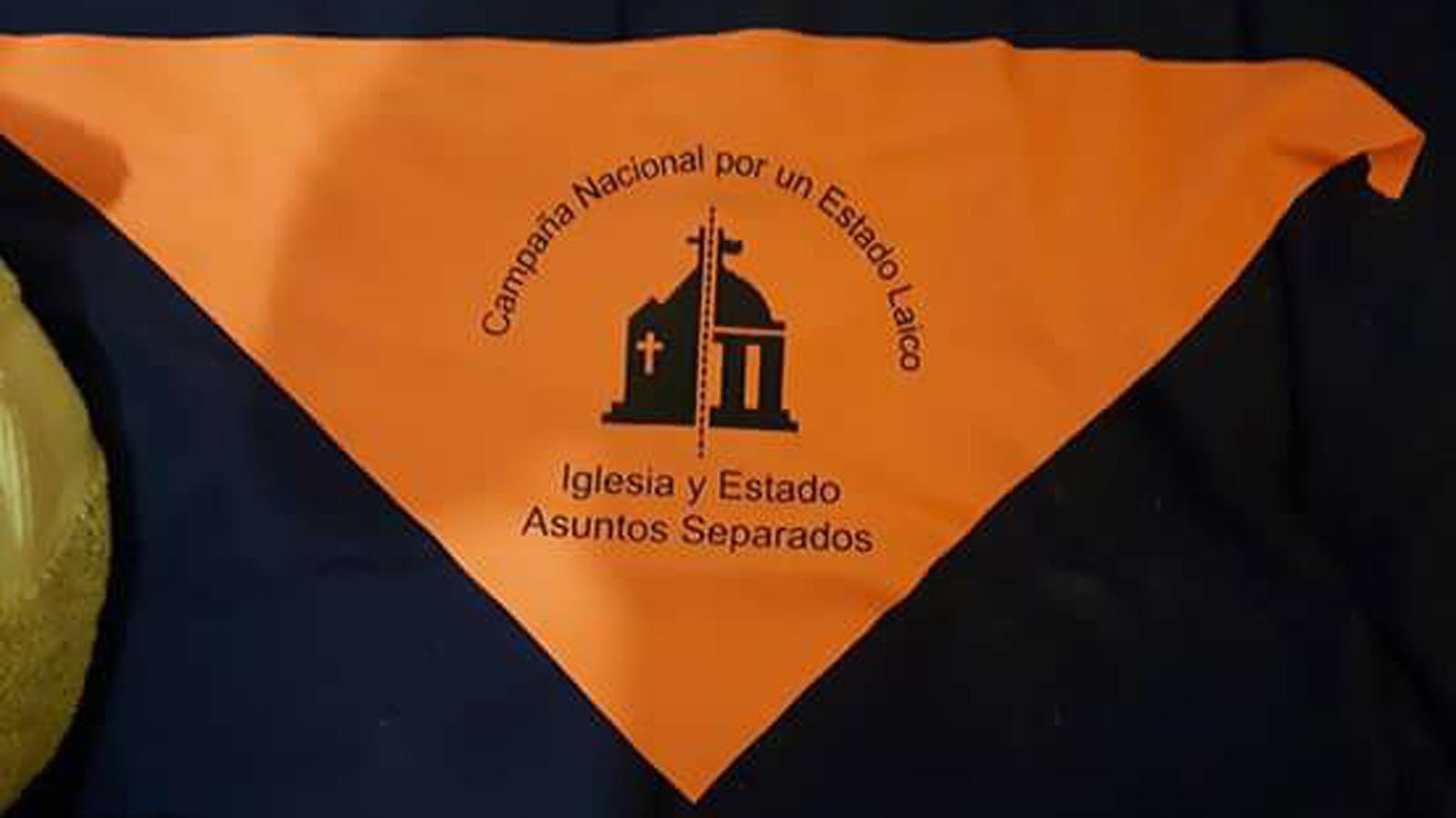 Ni Verde Ni Celeste El Nuevo Debate En Redes Trae Pañuelo Naranja Rosarioplus