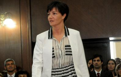 Fiscal Karina Bartocci, de Violencia Institucional.