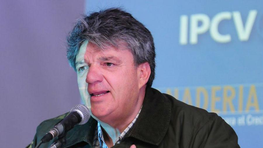 Ulises Forte, del IPCV.