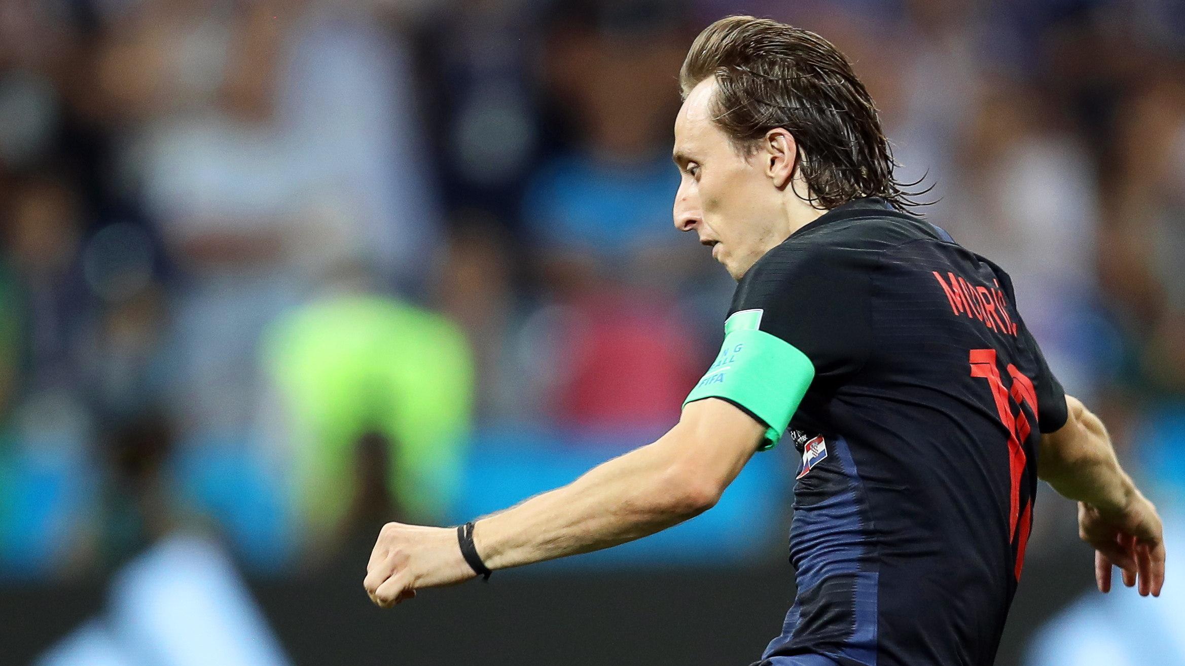 Modric, uno de los mejores en Rusia 2018 (EFE)