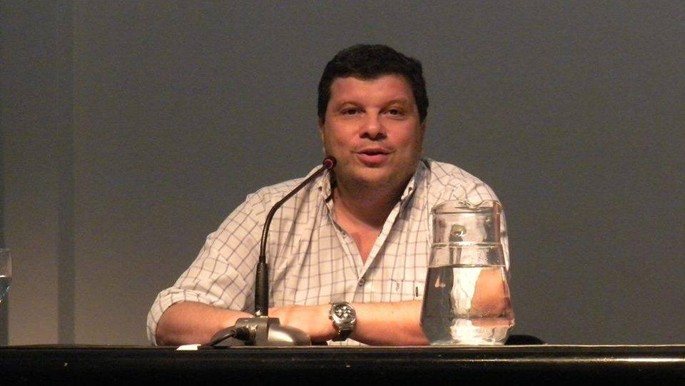 Fabián Peralta, promotor del ya clásico reconocimiento ciudadanos.