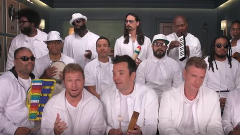 La boy band está de vuelta, y de una forma singular.