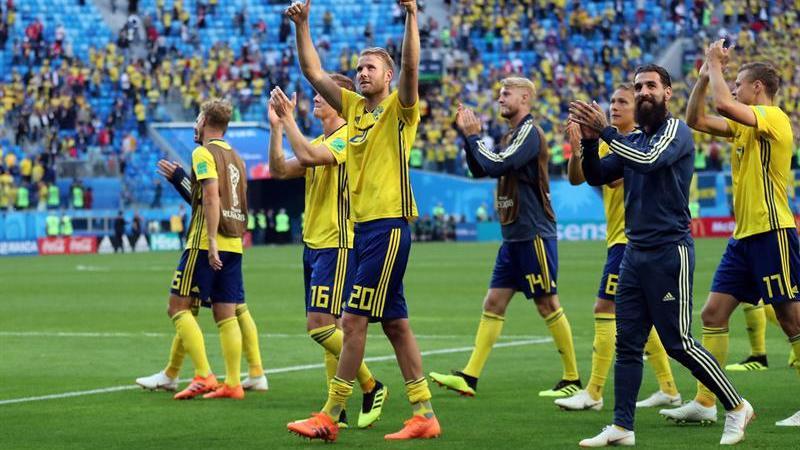 Final en San Petersburgo: como en 1994, los suecos entre los ocho mejores.